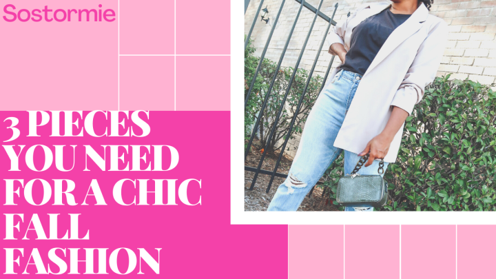 3 Must Have Items for Chic Fall Fashion ft. Demi Handbag